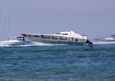 superboat vee limited.1st.watch your back.190
