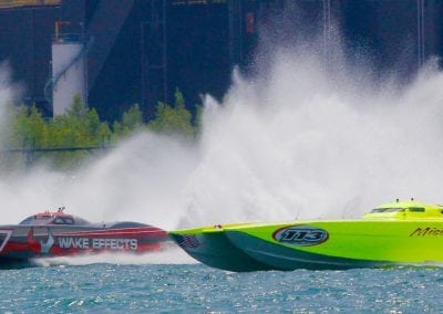 Great Lakes Grand Prix Geico & Wake Effects
