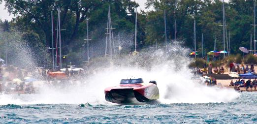 Michigan City Grand Prix Sets All-time Record For Earnings and Attendance