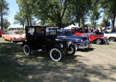 Great Lakes Grand Prix Car Show