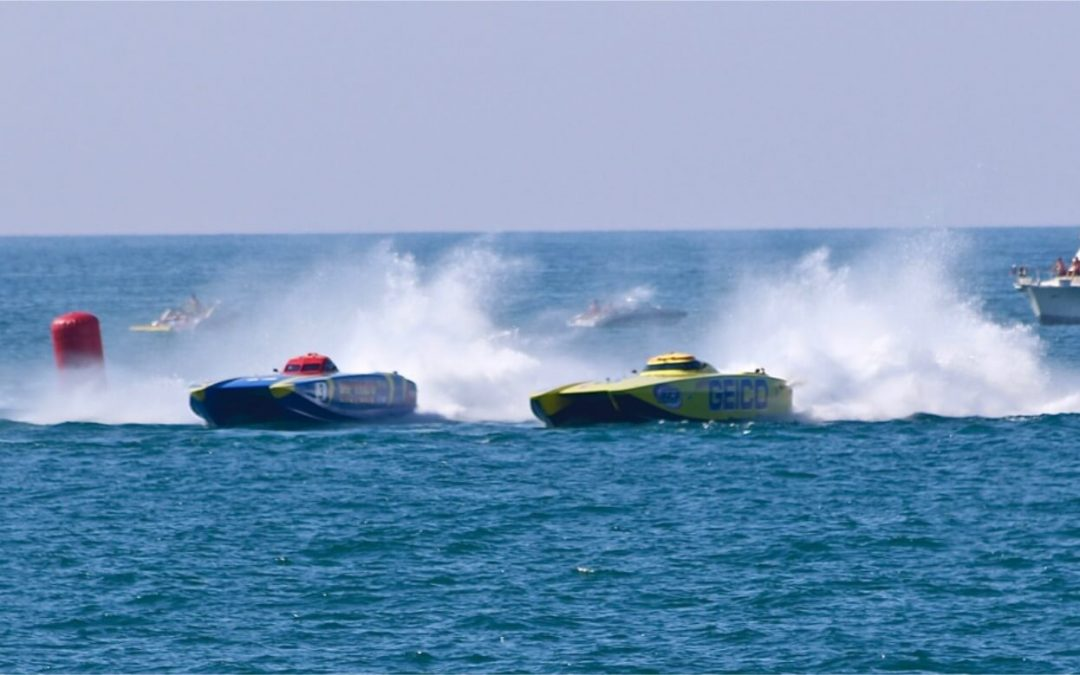 Michigan City's Grand Prix Hits the Jackpot with Record Earnings & Attendance
